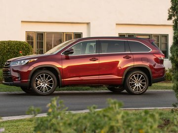 2017 Toyota Highlander : comfort, safety, and a lot of technology