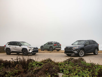 The 2019 Toyota RAV4 Reviews Are Out