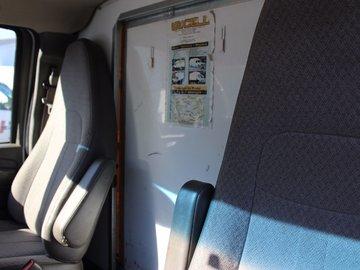 2013 Chevrolet Express 3500 6.0L 8 CYL AUTOMATIC RWD CUBE VAN