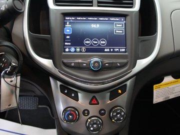 2018 Chevrolet Sonic LT 1.8L 4 CYL AUTOMATIC FWD 4D SEDAN