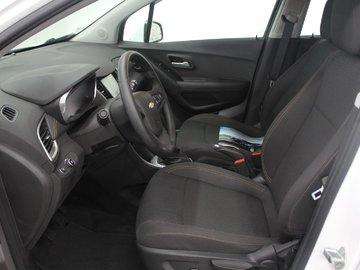 2017 Chevrolet Trax LS 1.4L 4 CYL TURBO 6 SPD MANUAL FWD