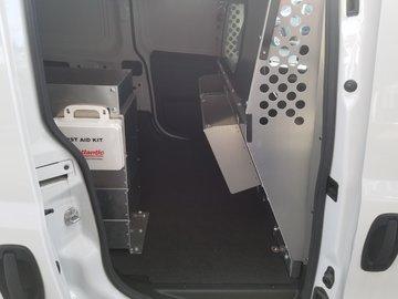 2016 Dodge RAM PROMASTER SLT CITY - 2.4L 4 CYL AUTOMATIC FWD CARGO VAN