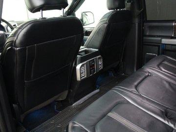 2016 Ford F-150 PLATINUM 5.0L 8 CYL AUTOMATIC 4X4 SUPERCREW