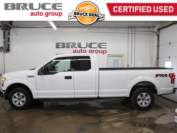 2016 Ford F-150 FX4 XLT - OFF ROAD PACKAGE / BACK-UP CAMERA