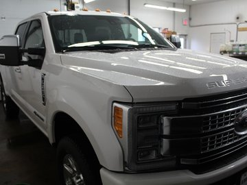 2017 Ford F-250 S/DUTY PLATINUM SRW - LEATER SEATS / FULLY LOADED