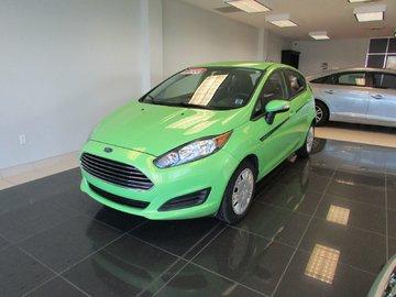 2014 Ford Fiesta SE 1.0L 4 CYL ECOBOOST 5 SPD MANUAL 5D HATCHBACK