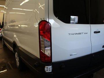 2017 Ford TRANSIT XL 3.5L 6 CYL ECOBOOST AUTOMATIC RWD CARGO VAN