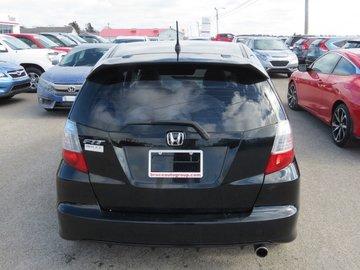 2012 Honda Fit LX 1.5L 4 CYL I-VTEC AUTOMATIC FWD 5D HATCHBACK
