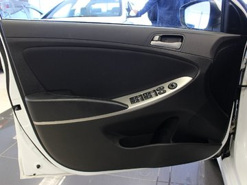 2016 Hyundai Accent GLS 1.6L 4 CYL AUTOMATIC FWD 5D HATCHBACK