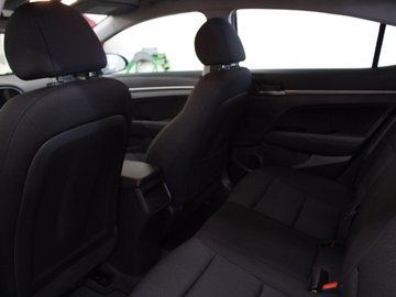 2017 Hyundai Elantra GL 2.0L 4 CYL AUTOMATIC FWD 4D SEDAN