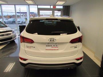 2018 Hyundai Santa Fe Sport SE