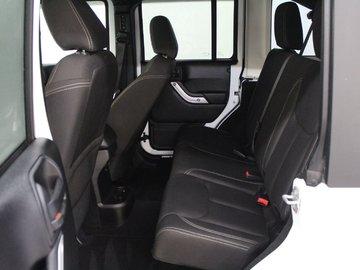 2016 Jeep Wrangler UNLIMITED SAHARA 3.6L 6 CYL MANUAL 4X4 - 4 DOOR