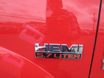 2013 Dodge RAM 1500 OUTDOORSMAN 5.7L 8 CYL AUTOMATIC 4X4 CREW CAB