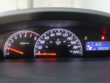 2006 Toyota Yaris LE 1.5L 4 CYL AUTOMATIC FWD 4D SEDAN