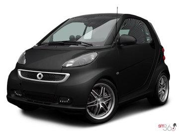 smart fortwo coupé Brabus 2013