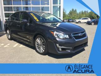 2015 Subaru Impreza LIMITED, EYESIGHT, GPS, CUIR, TOIT