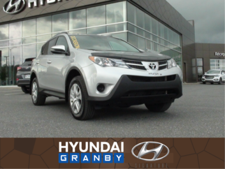 Toyota RAV4 LE AWD CAM RECUL AC EQUIPEMENT COMPLET 2015