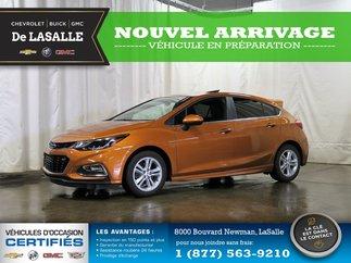2017 Chevrolet Cruze LT / TOIT