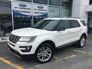 2016 Ford Explorer XLT AWD V6 CUIR TOIT NAV MAGS 20 IMPECCABLE
