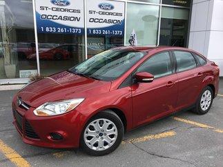 2014 Ford Focus SE ENSEMBLE HIVER SIEGES ET MIRROIRS CHAUFFANT