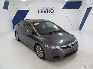 2009 Honda Civic Sdn EX-L **TOIT-OUVRANT + CUIR**