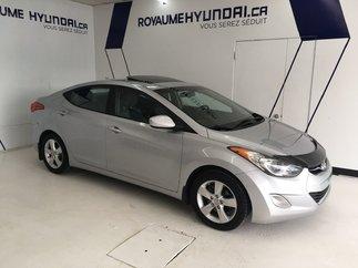 2012 Hyundai Elantra GLS / TOIT OUVRANT / SIÈGES CHAUFFANTS