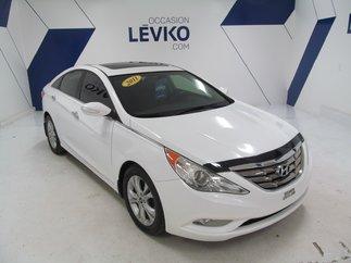Hyundai Sonata LIMITED **CUIR+ TOIT-OUVRANT** 2011
