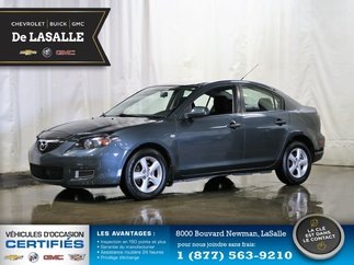 2008 Mazda Mazda3 GS BAS MILLAGE AIR AUTO
