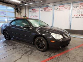Chrysler Sebring Touring + Decapotable 2009