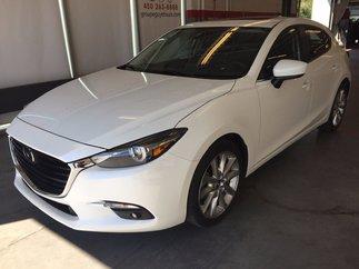 Mazda Mazda3 GT **DEMONSTRATEUR** 2017