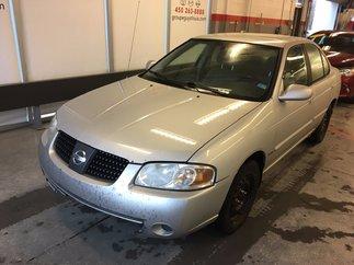 2006 Nissan Sentra POUR PIECES / FOR PARTS