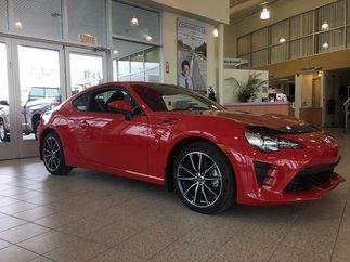Toyota 86 VÉHICULE NEUF 2017 LIQUIDATION 2017