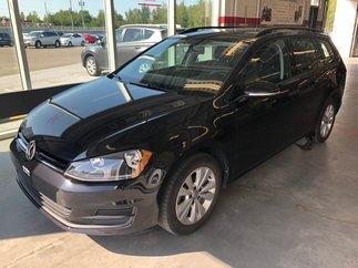 Volkswagen GOLF SPORTWAGEN TSI - AUTOMATIQUE - A/C 2017
