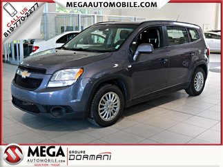 Chevrolet Orlando LS 2012