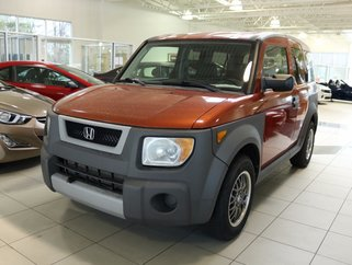 Honda Element W/Y Pkg 2005
