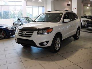 Hyundai Santa Fe SE AWD 2012