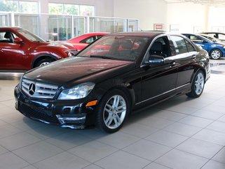 2013 Mercedes-Benz C300 4MATIC