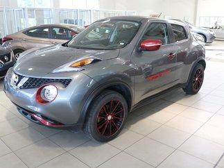 2015 Nissan Juke SV AWD RCAM