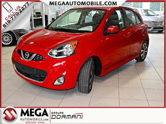 Nissan Micra SR RCAM 2016