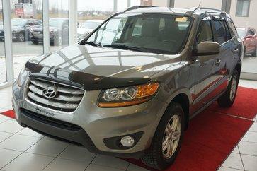 2011 Hyundai Santa Fe 4X4-MAG-BLUETOOTH--MOTEUR V-6-JAMAIS ACCIDENTÉ
