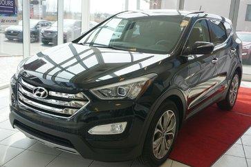 2013 Hyundai Santa Fe LIMITED-2.0T-AWD-NAVIGATION-TOIT PANO-CUIR