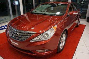 Hyundai Sonata LIMITED-CUIR-TOIT-MAGS-BLUETOOTH 2011