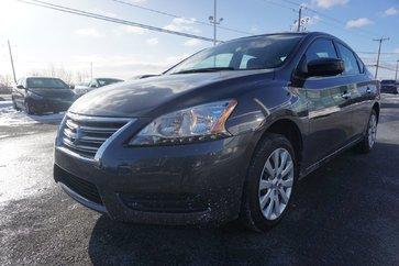 Nissan Sentra SV-BAS KILO-UN SEUL PROPRIO-JAMAIS ACCIDENTÉ 2014