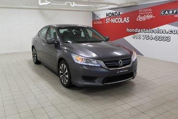 2014 Honda Accord Hybrid Touring + CUIR + GPS + TOIT + CAMÉRA