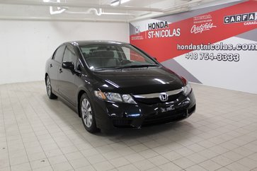 Honda Civic Sdn EX-L + CUIR + TOIT + MAGS + DÉMARREUR 2011