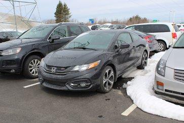 Honda Civic Si + GARANTIE + GPS + TOIT + CAMERA 2015