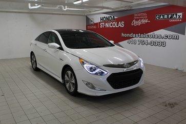 Hyundai Sonata Hybrid CUIR + TOIT PANO + GPS + MAGS + CAMÉRA 2013