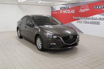 2015 Mazda Mazda3 GS + PUSH START + CAMERA + MAGS