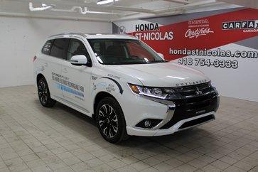 Mitsubishi OUTLANDER PHEV CUIR + TOIT OUVRANT + BAS KM 2018