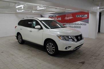 Nissan Pathfinder SV AWV 4X4 + SIEGE ELECTRIQUE + HAYON ELECTRIQUE 2015